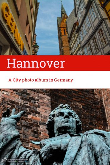 Hannover, wander around in this Prussian city – Germany