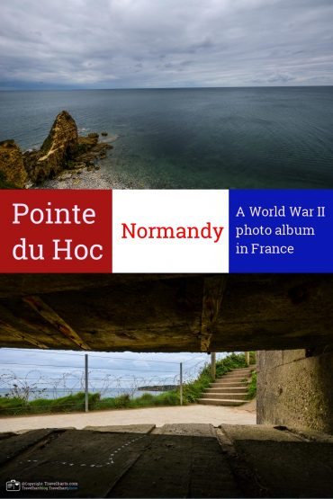 Normandy, Pointe du Hoc taken by the Rangers – France