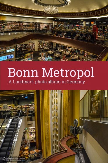 Bonn, Metropol movie theatre transformed into bookstore – Germany