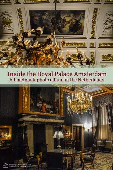 Inside the Royal Palace Amsterdam – The Netherlands