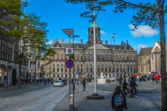 Amsterdam, Dam Square – The Netherlands