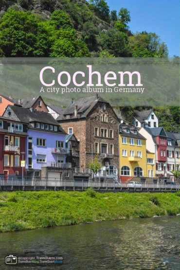 Cochem, jewel of the river Moselle – Germany