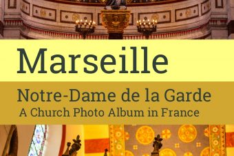 Marseille, Notre-Dame de la Garde – France