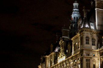 Paris, Hôtel de Ville – France