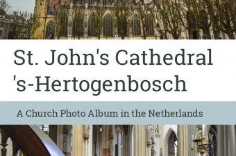 's-Hertogenbosch – St. John's Cathedral – The Netherlands