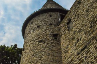 Andernach City Walls, Ochsentor – Germany