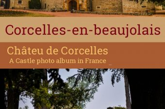 Corcelles-en-Beaujolais,  Corcelles Castle  – France