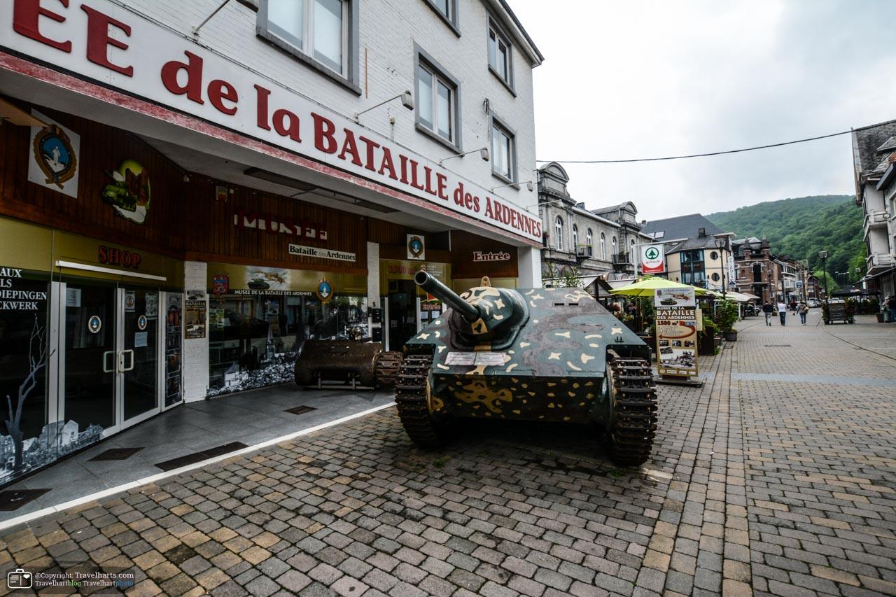 La-Roche-en-Ardenne WWII Museum, Belgium